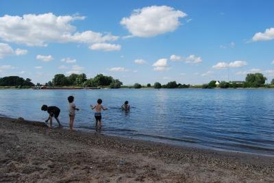 Strandbad Rhein